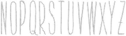 Adelaida Multiline otf (400) Font LOWERCASE