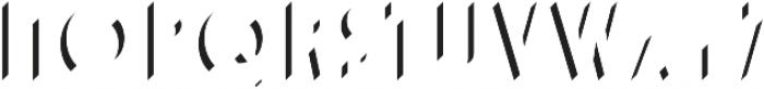 Adelios Highlight otf (300) Font LOWERCASE