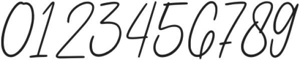 Adelyne otf (400) Font OTHER CHARS