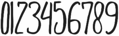 Adheana Font Duo Regular otf (400) Font OTHER CHARS