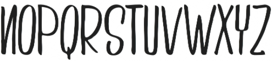 Adheana Font Duo Regular otf (400) Font LOWERCASE