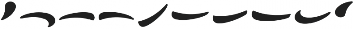 Adleit Swash otf (400) Font OTHER CHARS