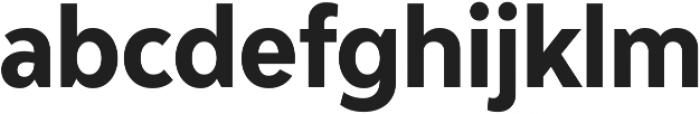 Adlinnaka Condensed Bold ttf (700) Font LOWERCASE