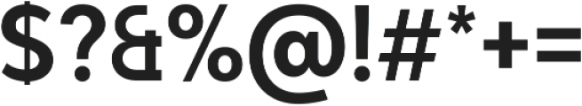 Adlinnaka Condensed Semi Bold ttf (600) Font OTHER CHARS