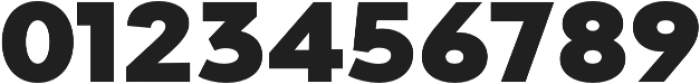 Adlinnaka Expanded Black otf (900) Font OTHER CHARS