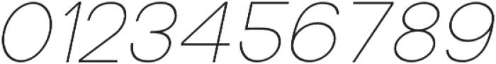 Adolfine otf (100) Font OTHER CHARS
