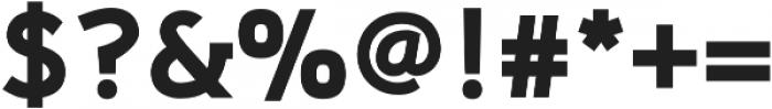 Adonide Bold otf (700) Font OTHER CHARS