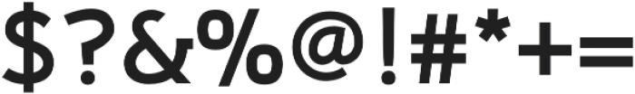 Adonide Medium otf (500) Font OTHER CHARS