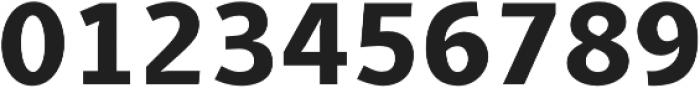 Ador ExtraBold otf (700) Font OTHER CHARS