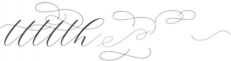 Adore Alternates otf (400) Font OTHER CHARS