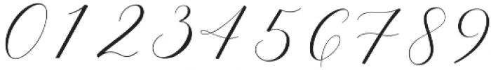 Adore Normal otf (400) Font OTHER CHARS