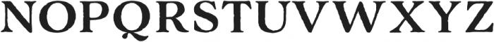 Adorn Serif otf (400) Font LOWERCASE