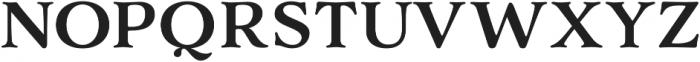 AdornS Serif otf (400) Font LOWERCASE