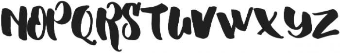 Adriena Type ttf (400) Font UPPERCASE