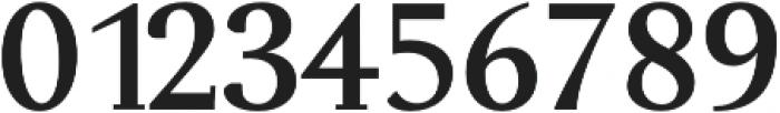 Adrina otf (700) Font OTHER CHARS