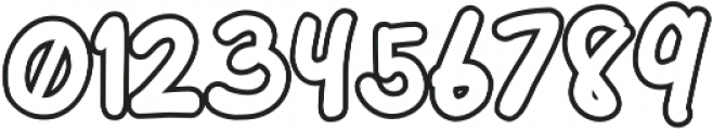 Adventura Speedol  otf (400) Font OTHER CHARS