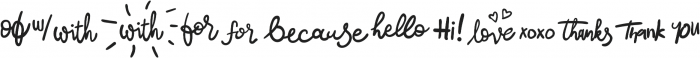 Adventura  otf (400) Font LOWERCASE