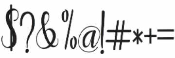 adaline script thin otf (100) Font OTHER CHARS