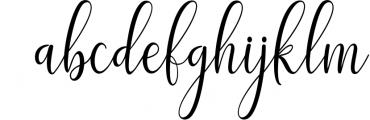 Adaline Script Font Family 2 Font LOWERCASE