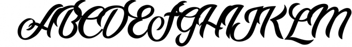 Adamantine Font UPPERCASE