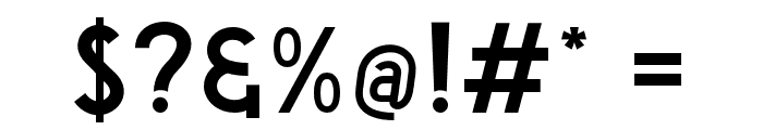 ADAM.CGPRO Font OTHER CHARS