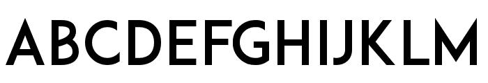 ADAM.CGPRO Font LOWERCASE