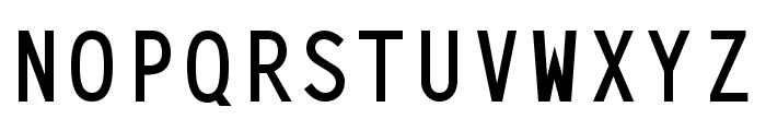 Adagio Bold Font UPPERCASE
