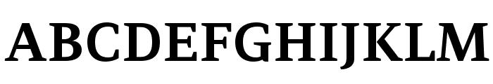 AdamantBG-Bold Font UPPERCASE