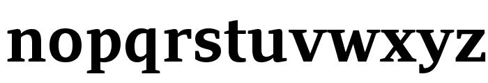 AdamantBG-Bold Font LOWERCASE