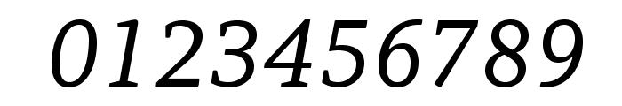 AdamantBG-Italic Font OTHER CHARS