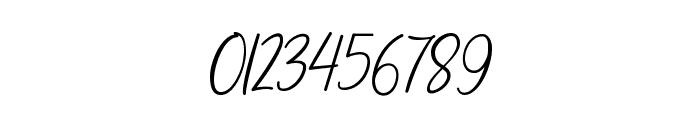 Adelliya Script Font OTHER CHARS
