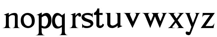 Adhawin-Tamil Regular Font LOWERCASE