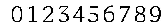 Adjutant-Normal Font OTHER CHARS