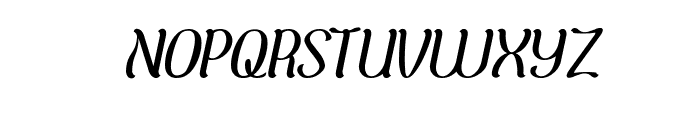 Adore You Font UPPERCASE