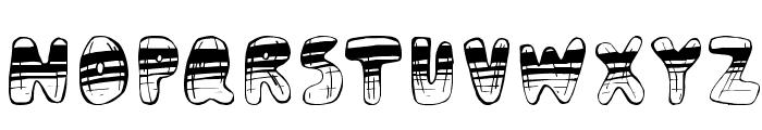 Adrenochrome Font UPPERCASE