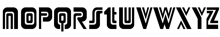 Adriator-Regular Font UPPERCASE
