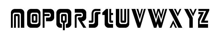 Adriator-Regular Font LOWERCASE