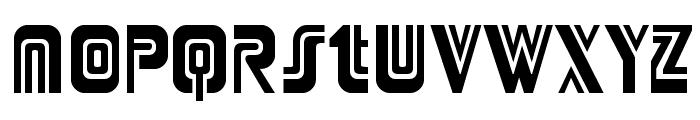 Adriator Font UPPERCASE