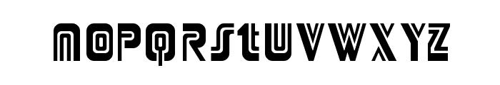 Adriator Font LOWERCASE