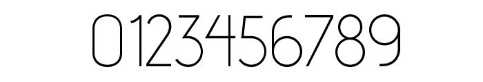 AdventPro-ExtraLight Font OTHER CHARS