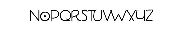 AdventuresOverlanders Font UPPERCASE