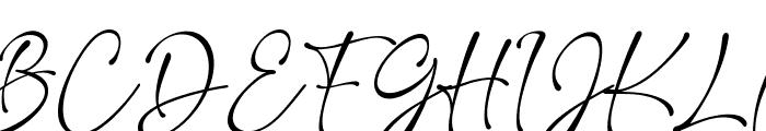 adelia 1 Font UPPERCASE