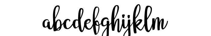 adelline Font LOWERCASE