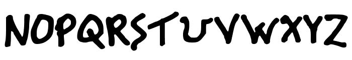 advertisingphilfont Font UPPERCASE