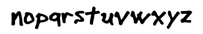 advertisingphilfont Font LOWERCASE