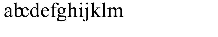 Adama Bold Font LOWERCASE