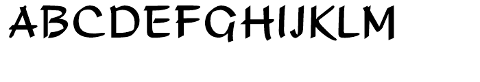 Adams SC Font UPPERCASE