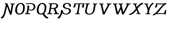 Adantine Small Capitals Bold Font LOWERCASE