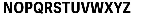 Adelle Sans Condensed Bold Font UPPERCASE