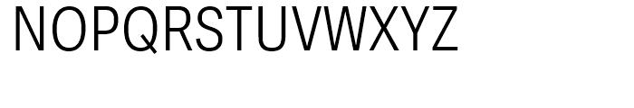 Adelle Sans Condensed Light Font UPPERCASE
